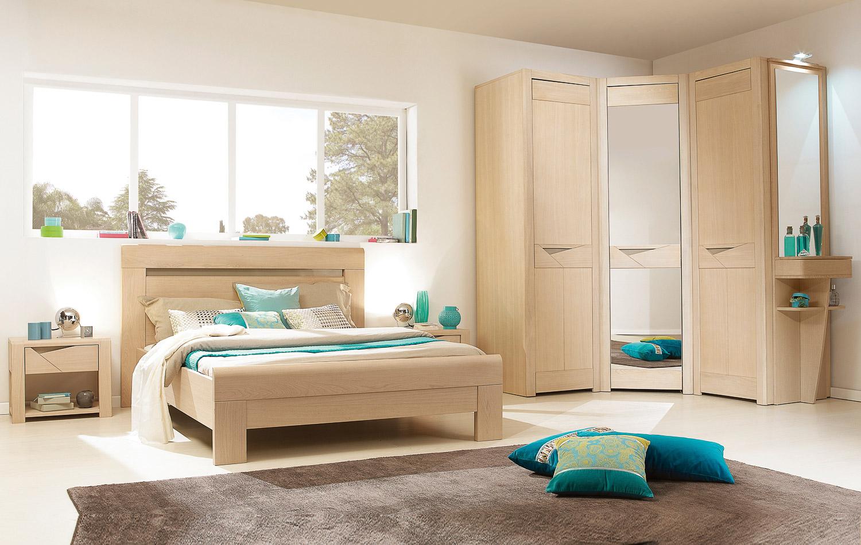 Chambre et literie rose meubles theveniaux chalon sur for Chambre et literie