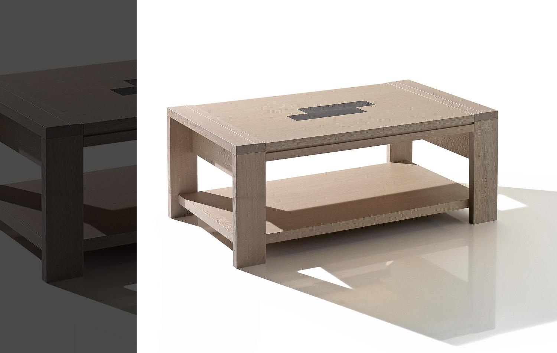 Meuble table basse bellevue meubles goulard saint brieuc - Meubles degriffes saint brieuc ...