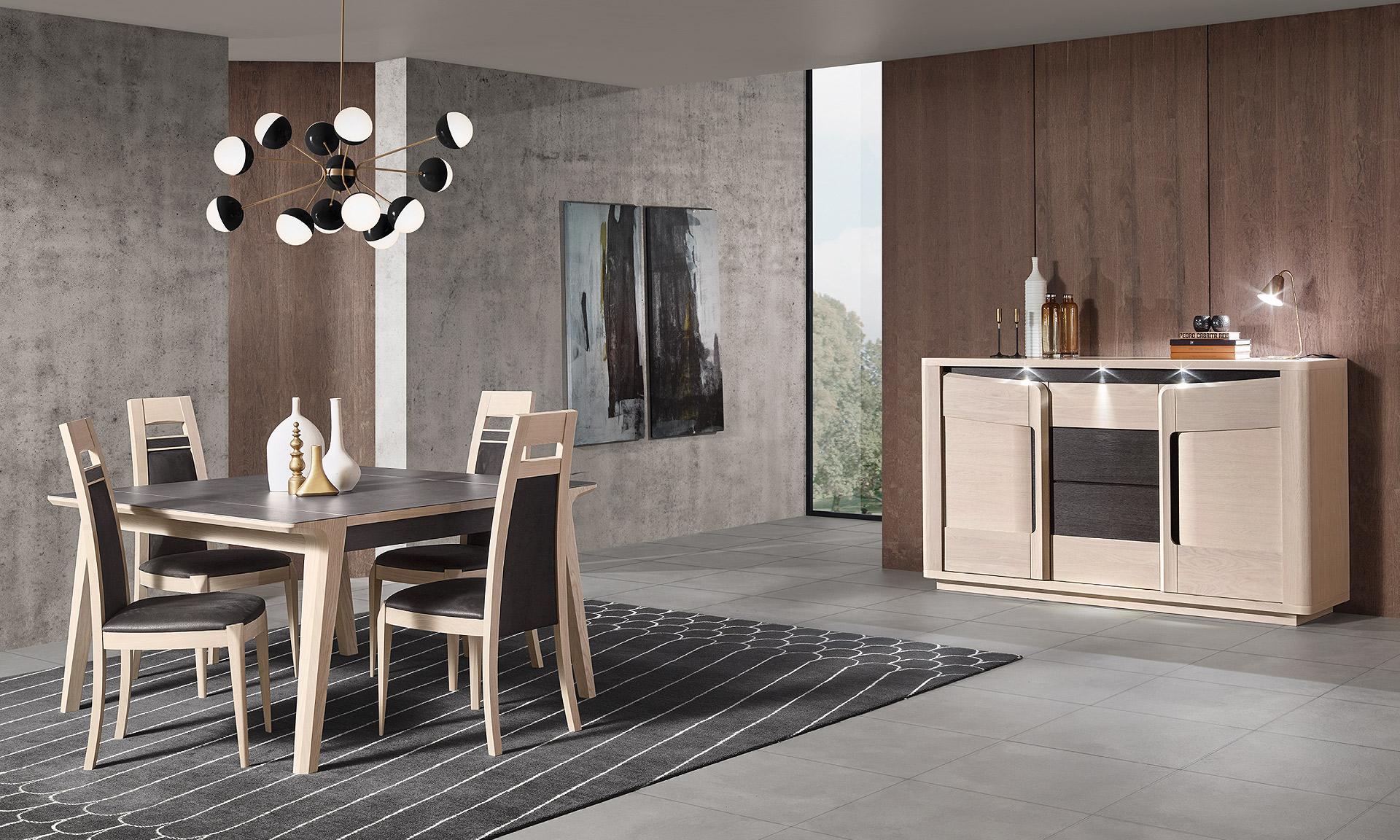 meuble sejour linda les meubles du vihiersois vihiers au coeur de l 39 anjou entre angers. Black Bedroom Furniture Sets. Home Design Ideas
