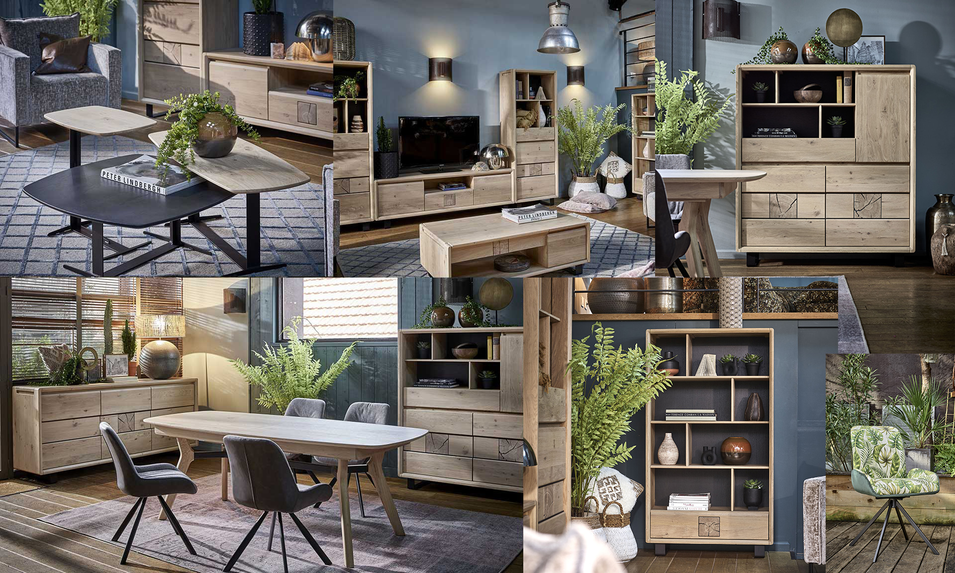 Les Collections Meubles Rasse
